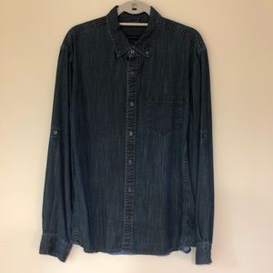 John Varvatos Star USA Button Down